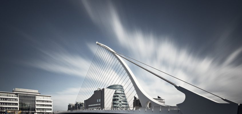 Samuel Beckett Bridge II