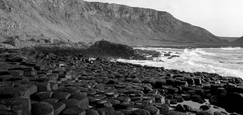 Ireland in Black and White