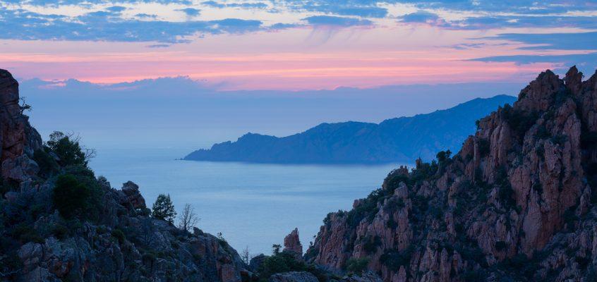Les calanches de Piana, Korsika