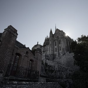 Le Mont-Saint-Michel (Normandie)