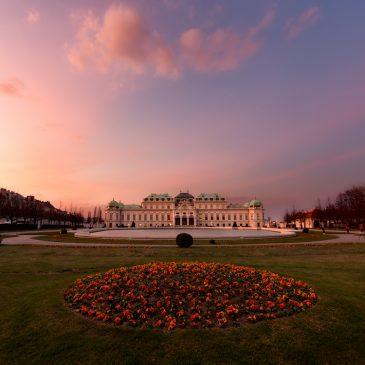 Belvedere, Wien