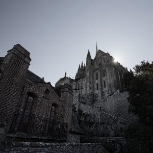 Le Mont-Saint-Michel (Normandie)